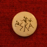 Ska Men Badge